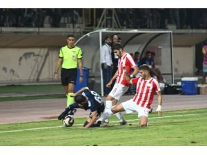Tff 2. Lig: Tarsus İdman Yurdu: 1 - Pendikspor: 0