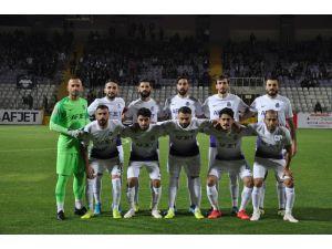 Tff 2. Lig: Afjet Afyonspor: 3 - Gümüşhanespor: 2