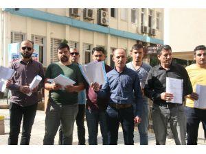 Chp'li Merkezefendi Belediyesi'nde İşten Çıkarılanlar Kılıçdaroğlu'ndan İş İstedi