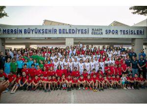 Başkan Seçer'den 'Kız Sporcu Yurdu' Müjdesi