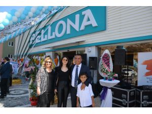 Bellona 562. Mağazasını Anamur'da Açtı
