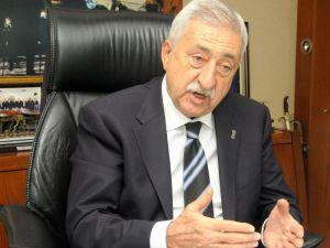 """Tesk Genel Başkanı Palandöken: """"İşsizliğin En Kalıcı Çözümü Mesleki Eğitimdir"""""""