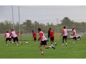 Antalyaspor, Gençlerbirliği Maçının Hazırlıklarını Sürdürüyor