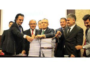 Cumhurbaşkanlığı Strateji Ve Bütçe Başkanı Naci Ağbal, 2020 Yılı Merkezi Bütçe Kanunu Teklifini Açıkladı