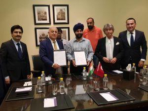 Mtso İle Icıb Arasında İşbirliği Protokolü İmzalandı