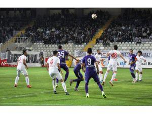 Tff 2. Lig: Afjet Afyonspor: 2 - Başkent Akademi Fk: 0