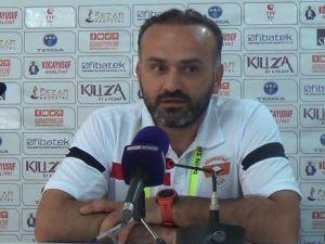 """Mehmet Öztürk: """"İki Takım Da Çok İyi Mücadele Etti"""""""