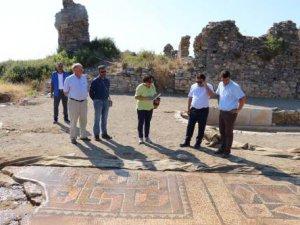 Antalya'da marka tarihine ışık tutacak keşif