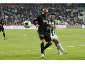 Süper Lig: Konyaspor: 0 - Yeni Malatyaspor: 2 (Maç Sonucu)