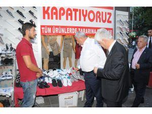 """Tesk Başkanı Palandöken: """"Kış Gelmeden İndirimleri Başladı"""""""