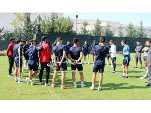 Hatayspor, Erzurumspor Maçının Hazırlıklarını Sürdürüyor