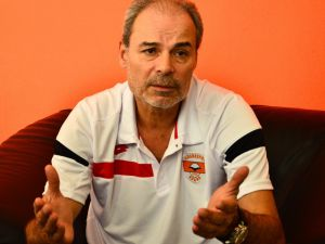 """Engin İpekoğlu: """"Oynadığımız Oyunun Hakkı 1 Puan Bile Değil"""""""