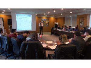 Denib'de 'Maliyet Düşürme Teknikleri Eğitimi'