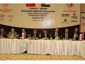 Ürdün Ve Türkiye Arasında Ekonomik İşbirliği Gelişecek