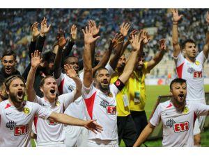 Tff 1. Lig: Adana Demirspor: 2 - Eskişehirspor: 3