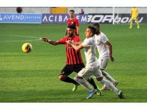 Süper Lig: Gençlerbirliği: 2 - İstikbal Mobilya Kayserispor: 1 (Maç Sonucu)