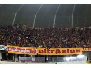 Süper Lig: Gaziantep Fk: 0 - Galatasaray: 1 (Maç Devam Ediyor)
