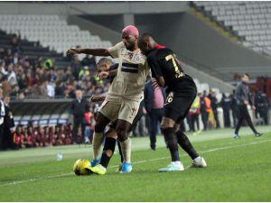 Süper Lig: Gaziantep Fk: 0 - Galatasaray: 2 (Maç Sonucu)