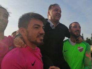 """Isparta 32 Spor Başkanı Yazgan: """"Bucak Maçı Sıradan Bir Maç Değildi"""""""