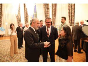 """Cumhurbaşkanı Başdanışmanı Topçu: """"Karabağ'a Selam İletiyorum"""""""
