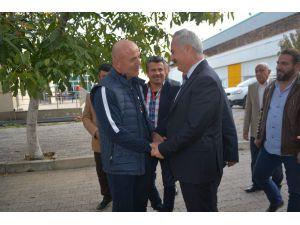 """Vali Seymenoğlu: """"Isparta 32 Spor, 2 Haftadır Çıkışa Geçti, İnşallah Devamı Gelir"""""""