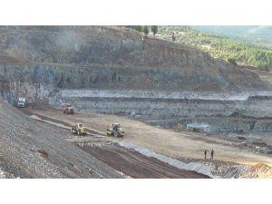 Amik Ovası'nı Sulayan Tahta Köprü Barajı'nın Kapasitesi Artırılıyor