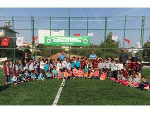 Kepez'de Futbol Şöleni Heyecanı