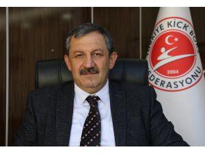 """Salim Kayıcı: """"Kick Boksta 7 Farklı Branş 2020'den İtibaren Birleşecek Ve İlk Şampiyona Türkiye'de Yapılacak"""""""