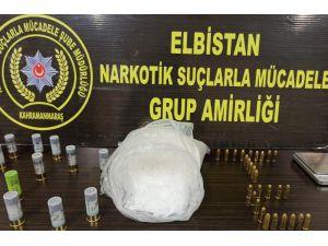 Yoğurt Kovasında 1 Kilogram Sentetik Uyuşturucu Ele Geçirildi