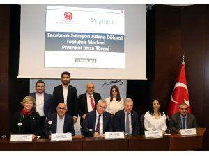 Facebook'tan Adana'ya Bölgesel İstasyon