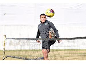 Yukatel Denizlispor, Çaykur Rizespor Maçının Hazırlıklarını Sürdürdü