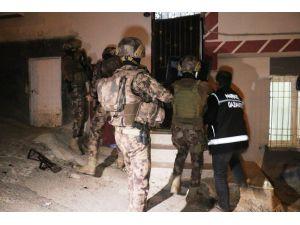 Gaziantep'te Nefes Kesen Uyuşturucu Operasyonu