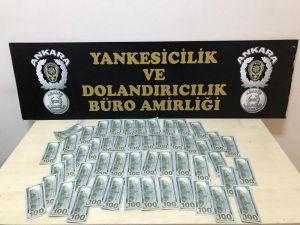 Başkent Polisi Ve Jandarmasından Dolandırıcılara Ortak Operasyon