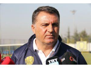 """Mustafa Kaplan: """"Trabzonspor Maçı İle Çıkışa Geçmek İstiyoruz"""""""