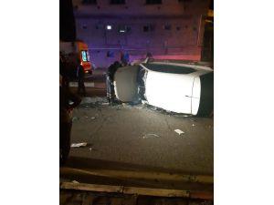 Hatay'da Trafik Kazası: 4 Yaralı