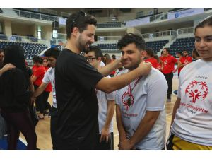 Özel Sporcular Basketbol Turnuvası Paü Ev Sahipliğinde Yapıldı