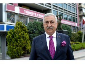"""Tesk Genel Başkanı Palandöken: """"Tecrübesi Yok Diye Gençler Küstürülmemeli"""""""