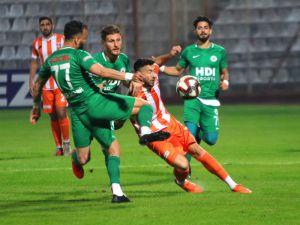 Tff 1. Lig: Adanaspor: 0 - Giresunspor: 0 (İlk Yarı Sonucu)