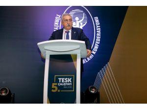 """Tesk Genel Başkanı Palandöken: """"Kaçak Sigarada Vergi Kaybı 10 Milyardan Fazla"""""""