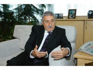 """Tesk Genel Başkanı Palandöken: """"Ahilik Fonunun Ertelenme Çalışmaları Sevindirici"""""""