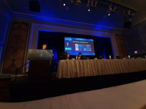 Amerikan Venöz Forum Vakfı Başkanı Lowell Kabnıck, Türk Kalp Kapak Tamiri Cihazını Dünyaya Anlattı