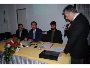 Isparta İl Genel Meclisi Toplantısı İlk Kez Eğirdir'de Gerçekleştirildi