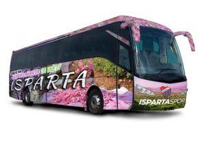 Başkan Başdeğirmen'den Isparta 32 Spor'a Otobüs Müjdesi