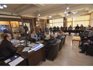 Sandıklı'daki Sera İşletmelerinin Sorunları Ele Alındı