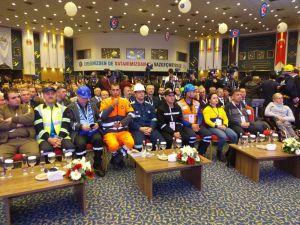 """Türk- İş Genel Başkanı Atalay: """"Asgari Ücrette 2 Bin 578 Liranın Altını Konuşmayız"""""""