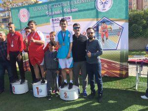 Isparta Asp Gençlik Ve Spor Kulübü 'Engelleri' Başarı İle Aşıyor
