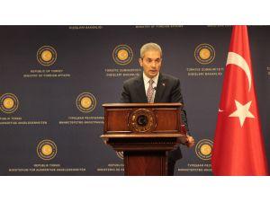 """Dışişleri Sözcüsü Aksoy: """"Herhangi Bir Müttefikin Savunma Planlarına Dönük Tasarrufumuzun Olmadığı Sonuçlarda Da Yer Alıyor"""""""