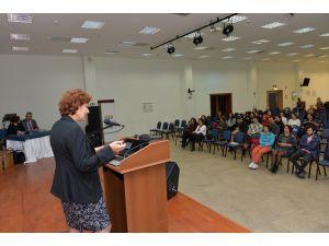 Mersin'de 'Hıv'de Tanı Ve Doğru Bilgilendirme Çalıştayı' Yapıldı