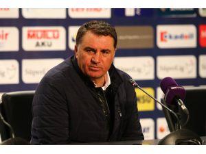"""Mustafa Kaplan: """"İlk Yarıdaki Oyunu İkinci Yarıya Yayabilseydik Daha Farklı Olabilirdi"""""""