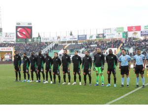 Süper Lig: Denizlispor: 0 - Medipol Başakşehir: 0 (İlk Yarı)